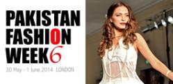 Win Tickets for Pakistan Fashion Week 6