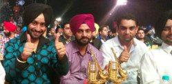 PTC Punjabi Music Awards 2014 Winners