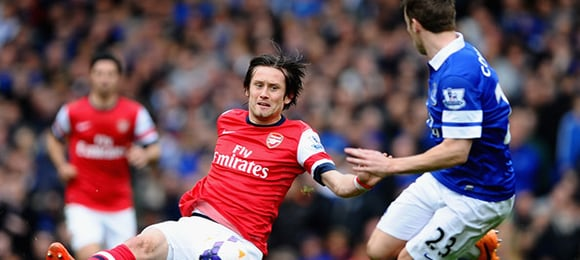 Premier League - Everton V Arsenal