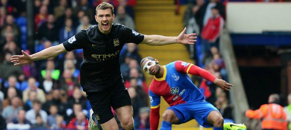 Premier League Crystal Palace 0 Manchester City 2