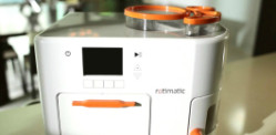 Rotimatic ~ the automatic Roti making device