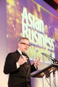 Rt Hon Michael Gove MP, Secretary of State for Education speaking at the launch of Asian Rich List & Asian Business Awards