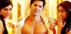 Main Tera Hero ~ A Love Triangle