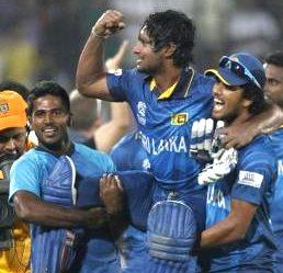 Sri Lanka win 2014 World T20 Cricket Cup