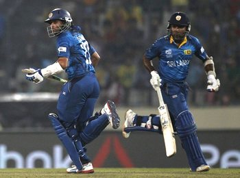 Sri Lanka win 2014 World T20 Cricket Cup