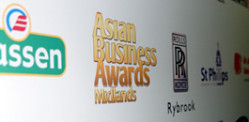 Winners of the Asian Business Awards Midlands 2014