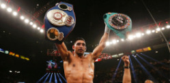 Amir Khan beats Collazo in Welterweight fight