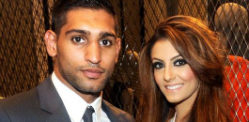 Faryal and Amir Khan welcome baby Lamaisah