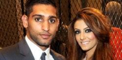 Faryal and Amir Khan welcome baby Lamaisah