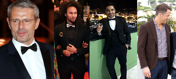 Best Dressed Cannes Men