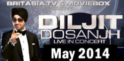 Win Tickets for Diljit Dosanjh UK Concert