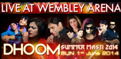 Win Tickets for Dhoom Summer Masti 2014