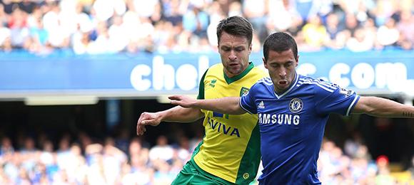 Premier Leaue Chelsea V Norwich