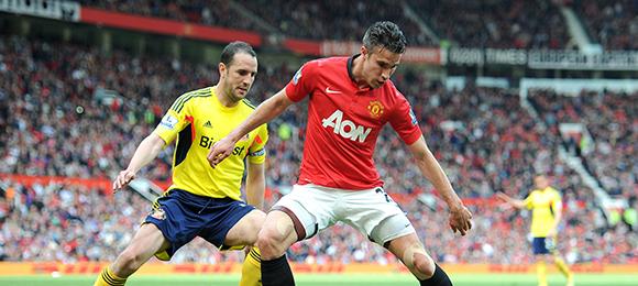 Premier League Manchester United 0 Sunderland 1