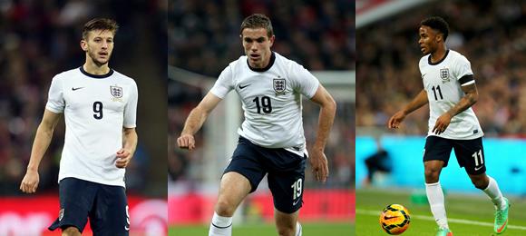 Lallana, Henderson & Sterling