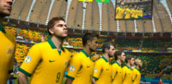 EA Sports 2014 FIFA World Cup Game