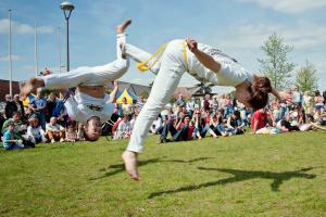 nternational Dance Festival Birmingham