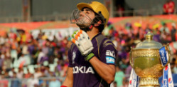 Kolkata Knight Riders reach 2014 IPL final