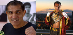 Kash The Flash Gill ~ UK's Legendary Kickboxer