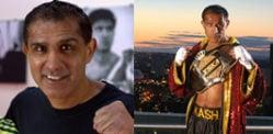 Kash The Flash Gill ~ UK's Legendary Kickboxer