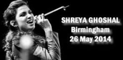 Win Tickets for Shreya Ghoshal Concert