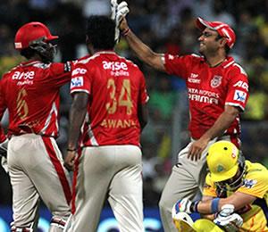 Kings XI Punjab enter IPL final 2014