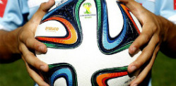 Pakistan produces FIFA World Cup Brazuca ball