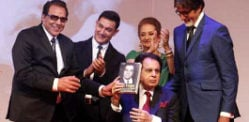 Dilip Kumar unveils Autobiography of his Life