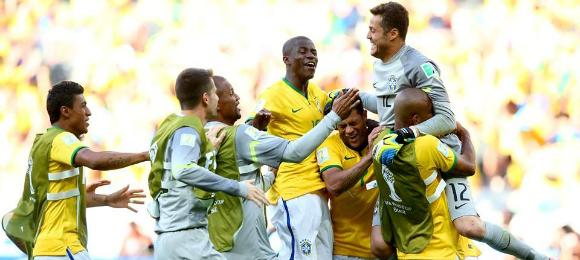 FIFA Brazil v Chile