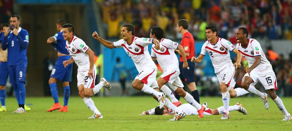 FIFA Costa Rica v Greece