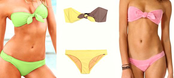 Front Tie Bikini