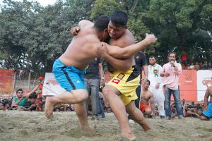 Martial Arts Boli Khela