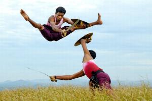 Martial Arts Kalaripayattu