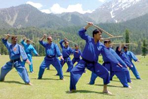 Martial Arts Sqay