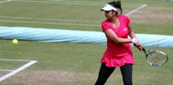 Sania Mirza loses Semi-Finals at Aegon Classic