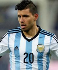 Sergio Aguero FIFA