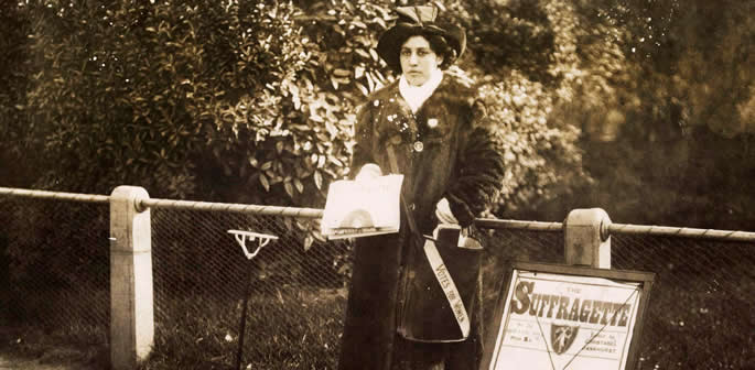 Princess Sophia Duleep Singh ~ Asian Suffragette