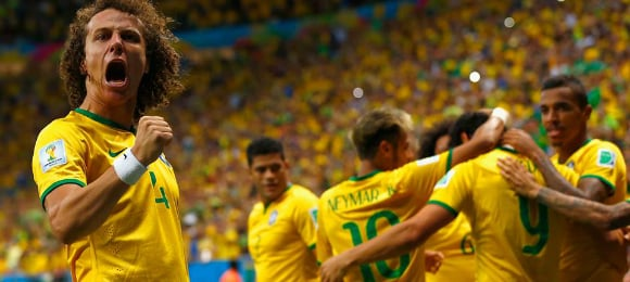 World Cup Brazil v Cameroon