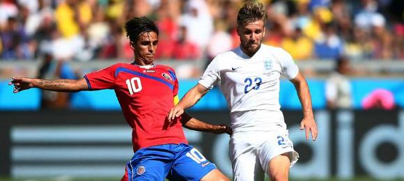 World Cup Costa Rica v England