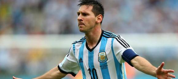 World Cup Argentina v Nigeria