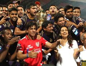 Kolkata Knight Riders win IPL Cricket 2014