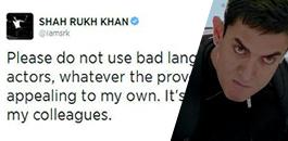 Aamir V SRK