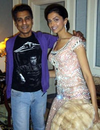 Asgar and Deepika