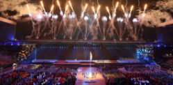 Commonwealth Games 2014 Opening Ceremony