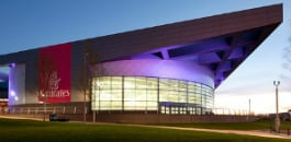 Emirates Arena Glasgow