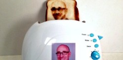 How to Make Selfie Toast