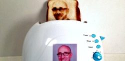 How to Make Selfie Toast