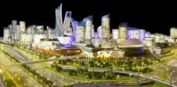 Dubai unveils Mall of the World plans