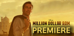 Win Tickets for UK Million Dollar Arm Premiere