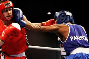 Pakistan Boxing Muhammed Waseem